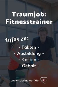 Fitnesstrainer Ausbildung Kosten