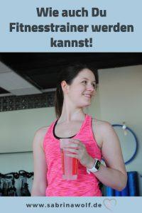 Fitness Trainerin werden