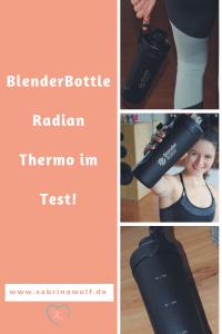 BlenderBottle Test