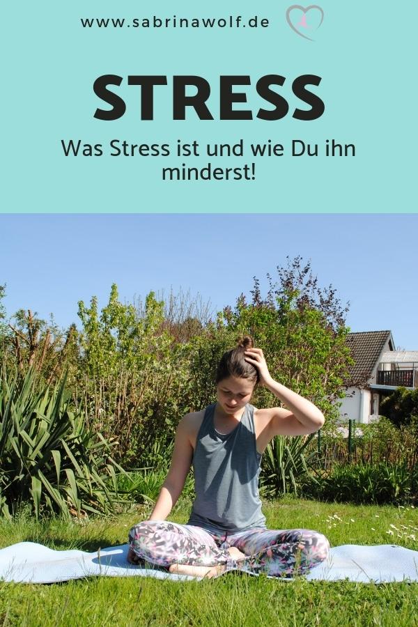 Stress vermeiden