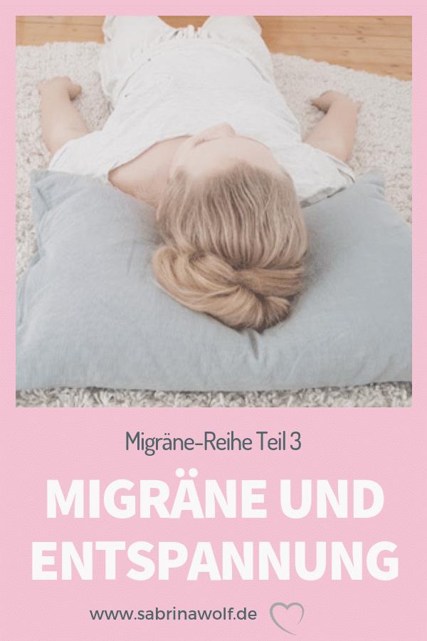 Entspannung und Migräne