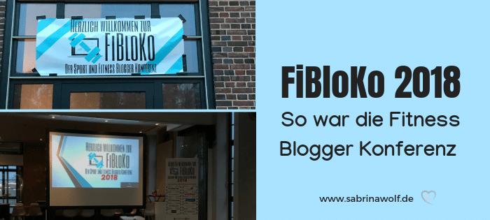 Fitness Blogger Konferenz