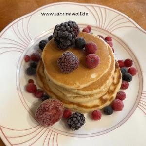 Rezept Protein-Pancakes