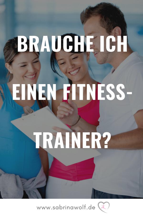 Warum das Training mit einem Fitnesstrainer durchaus sinnvoll ist