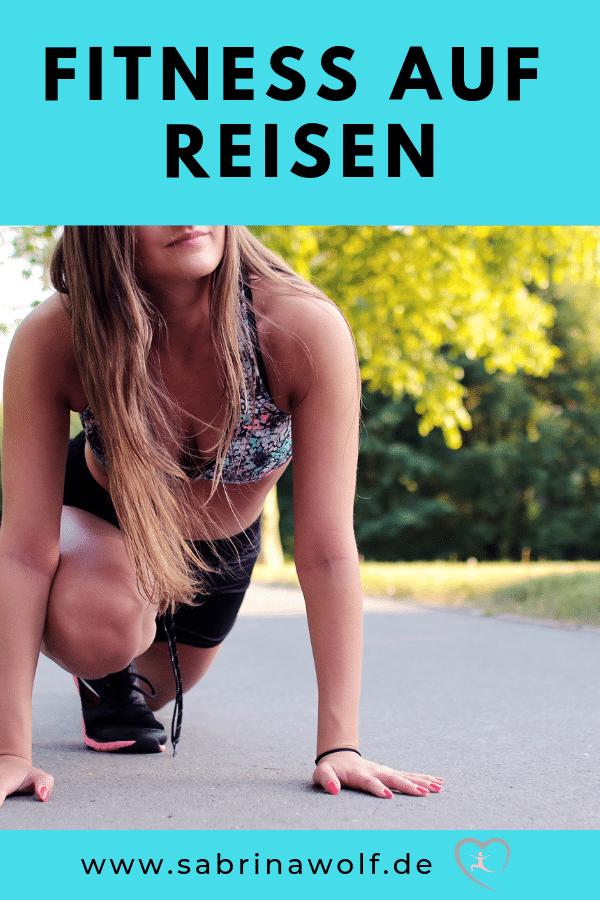Unterwegs fit bleiben - so geht's