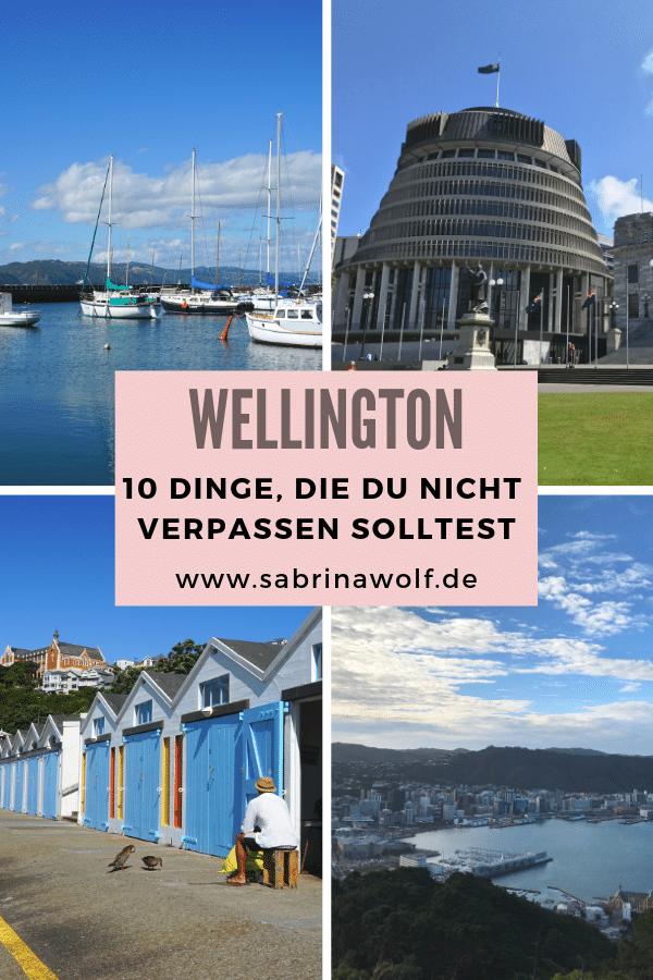 10 Tipps für Wellington