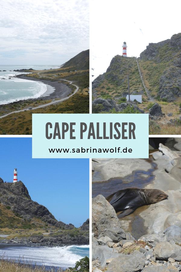 Cape Palliser - Tagesausflug von Wellington