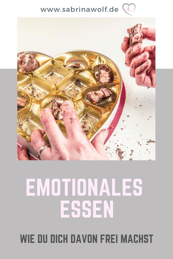 So machst du dich frei von emotionalem Essen