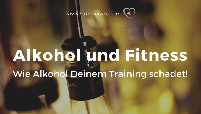 So schädlich ist Alkohol für Deine Fitness
