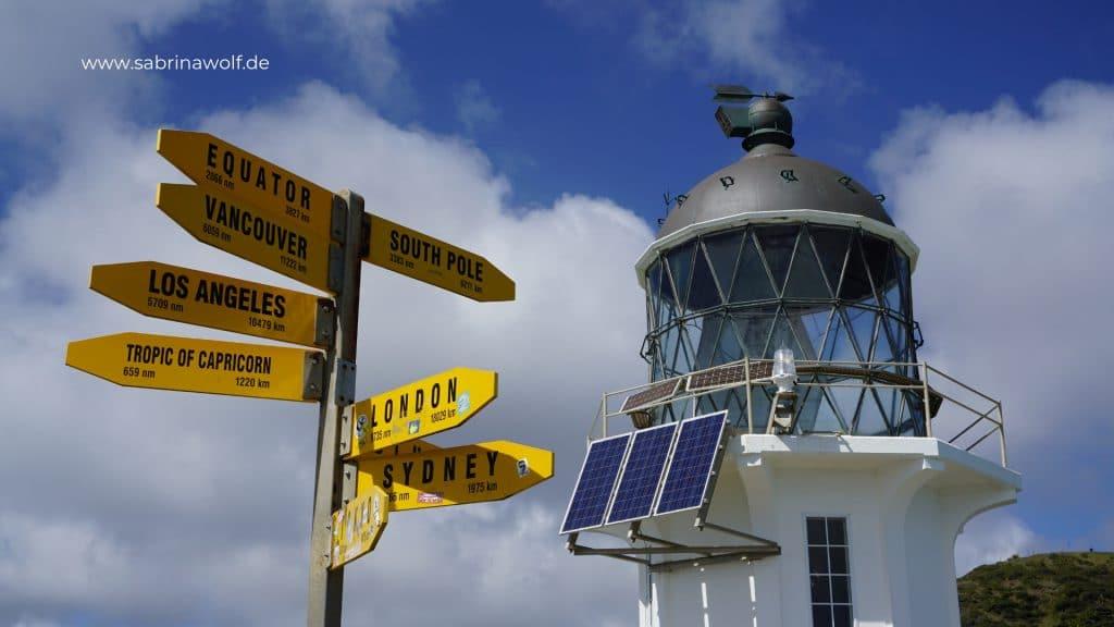 Cape Reinga - Neuseeland Nordinsel