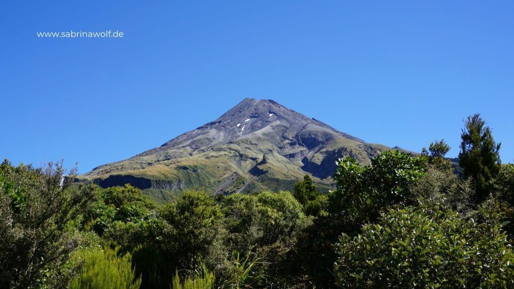 Mt Taranaki - Neuseelands Nordinsel