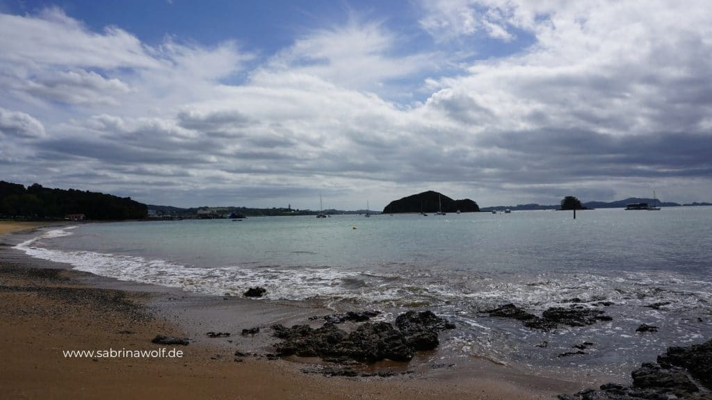 Paihia Bay of Islands - Neuseeland Nordinsel