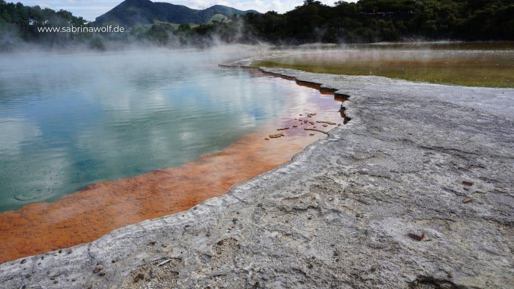 Wai-o-Tapu Wonderland - Neuseelands Nordinsel