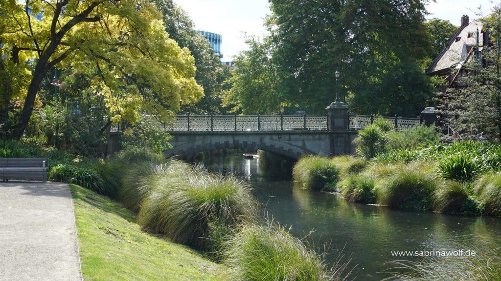 Christchurch - meine Reise auf die Südinsel Neuseelands