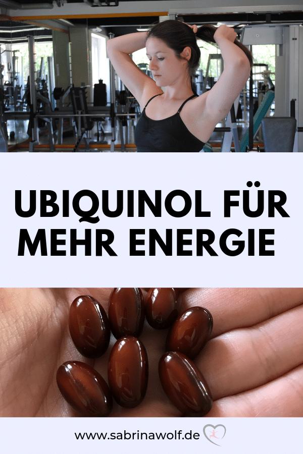 Mehr Energie im Sport mit Ubiquinol