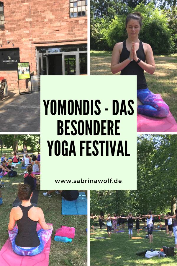 Mein Erfahrungsbericht über das Yoga Festival Yomondis 2019