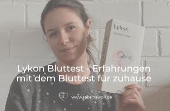 Lykon Bluttest - Erfahrungen mit dem Bluttest für zuhause